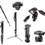 Manfrotto kamerahoved kamerastativ