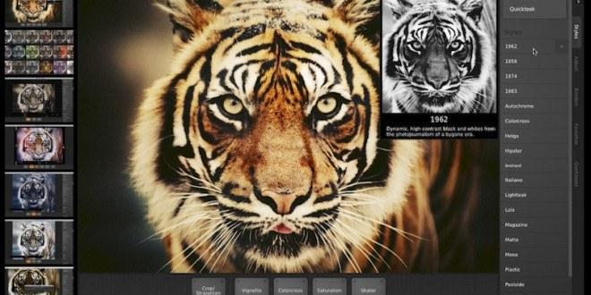 Køb Mac billedprogrammet CameraBag 2 til 6 DKK