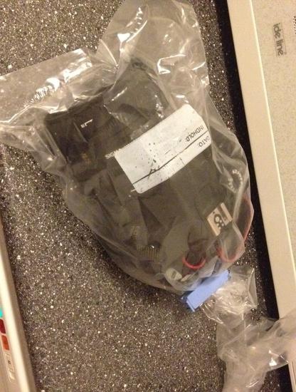 kamera kondens plasticpose