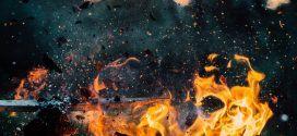 Levende ild er et taknemmeligt motiv